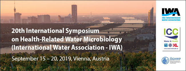 Banner of HRWM 2019 in Vienna